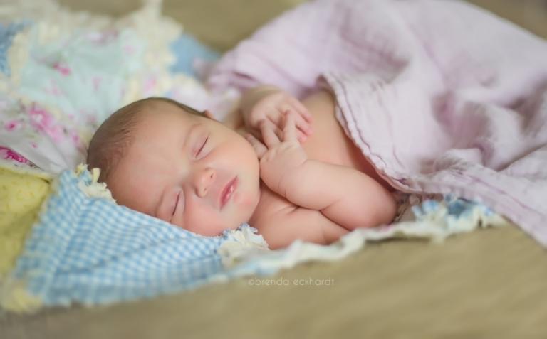 Awww sweetness newborn photographer madison wi