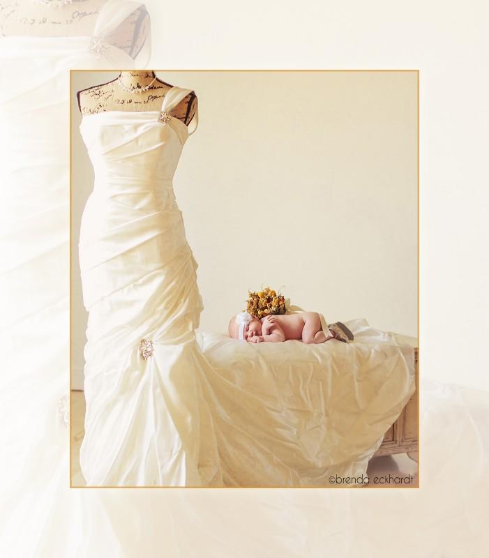 Wedding Dress - Madison WI Senior