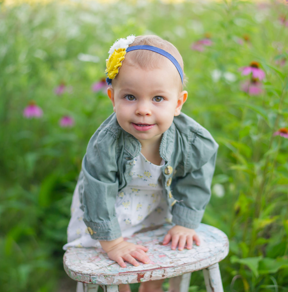K. Gardner Photography Baby photographers madison wi